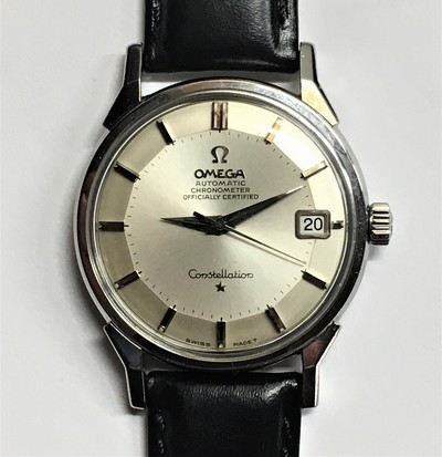 Omega Constellation Automatic Chronometer Officially Certified. - Klicka för större bild