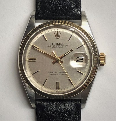 Rolex Oyster Perpetual (Automat) Datejust Superlative Chronometer Officially Certified. - Klicka för större bild
